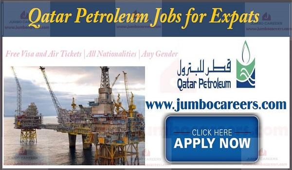 Qatar Petroleum (QP) Jobs 2021 | Latest Qatar Government Jobs