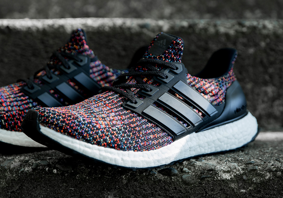 8eb23d804 Swag Craze  First Look  adidas Ultra Boost 3.0 Multi-Colour