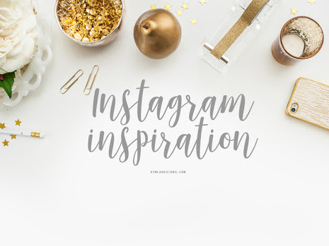 Instagram Inspiration - January