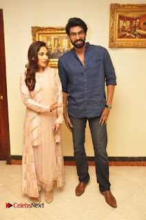 Aiswarya Rajinikanth Dhanush Standing on an Apple Box Launch Stills in Hyderabad  0030.jpg