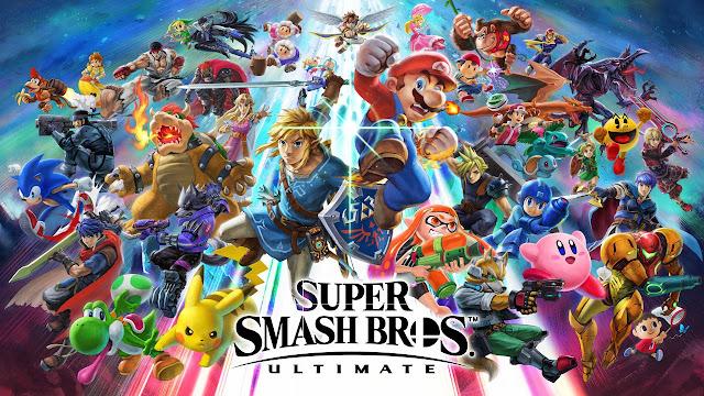 Super Smash Bros Ultimate. no tendrá todos los escenarios