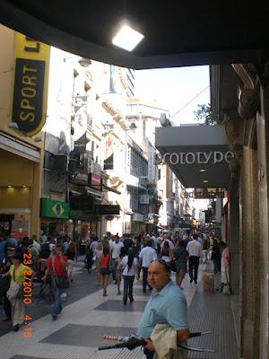 Calle Florida. Buenos Aires