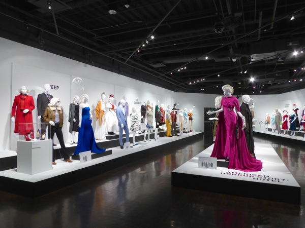 10th TV Costume Design Exhibit FIDM Museum
