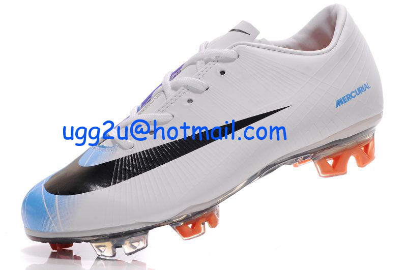 2715a4734 Easy Shopping  Nike Mercurial Vapor Superfly II FG Windchill White ...
