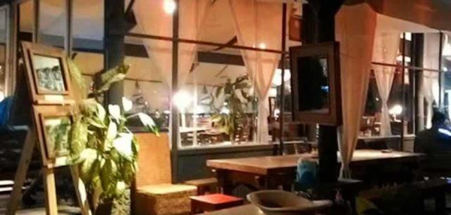 Ruang Cafe / Cafetaria