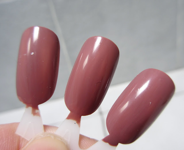 Dermelect Commando Peptide Infused Nail Lacquer Swatch