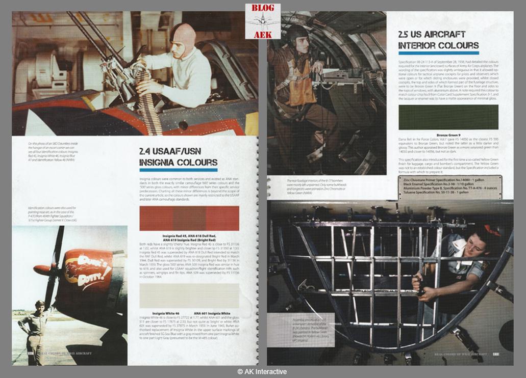 Colors profil Guide 2nd edition AK Interactive Livre-D.A.K