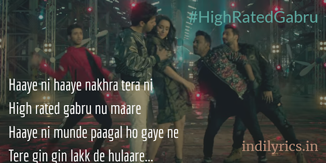 High Rated Gabru Nu Maare - Guru Randhawa | Audio song Lyrics with English Translation and Real Meaning | Varun Dhawan & Shraddha Kapoor | Nawabzaade