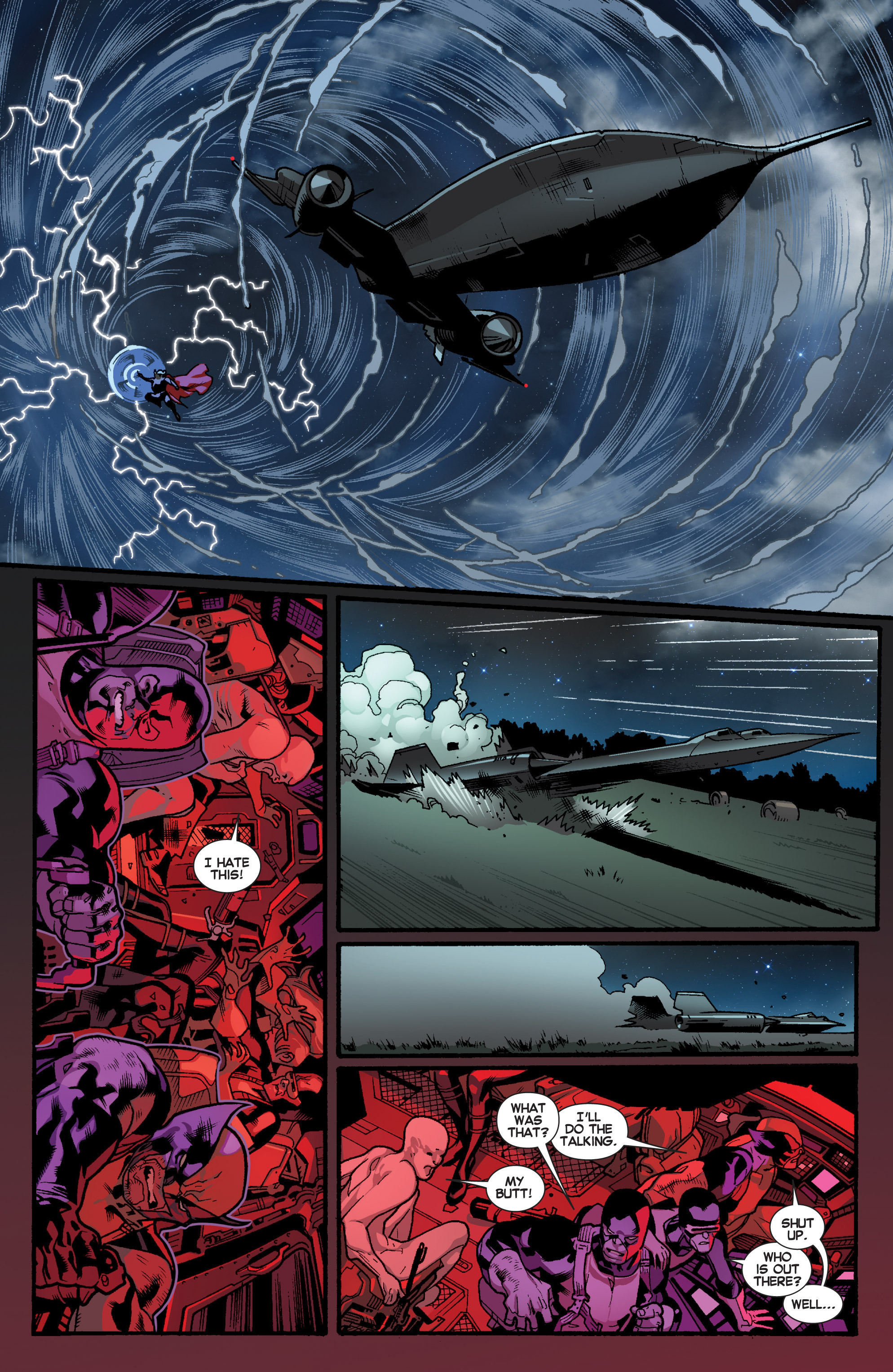 Read online All-New X-Men (2013) comic -  Issue # _Special - Out Of Their Depth - 24