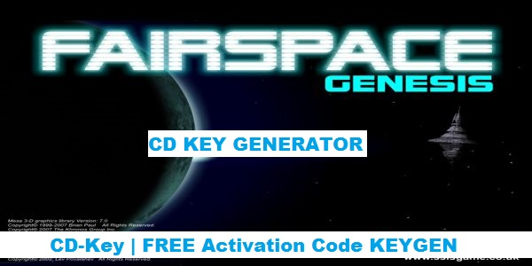 Fairspace fre steam code