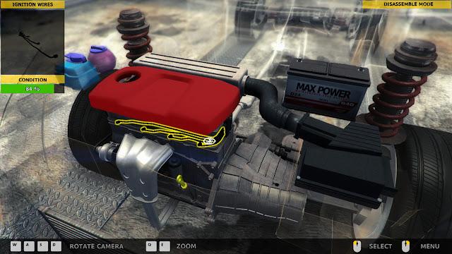 Car Mechanic Simulator 2018 Ford Free Download Compressed Full