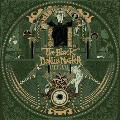 Cover album free download The Black Dahlia Murder - Ritual 2011