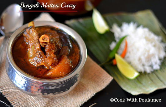 Bengali Mutton Curry: Nababarsha Special (Kachi Pathar Jhol)