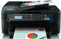 Epson workforce WF-2750DWF Driver Download