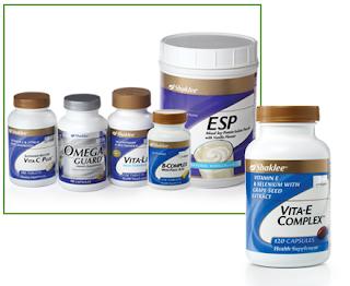 Men's vital health set; Vita E; ESP; Bcomplex; Vita Lea shaklee; Omega Shaklee; Vita C