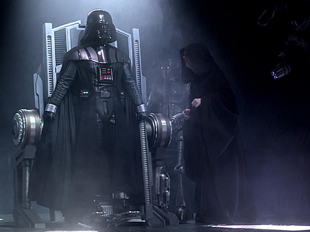 Godmera's Fandom: CHARACTER CLOSE-UP : Darth Vader on