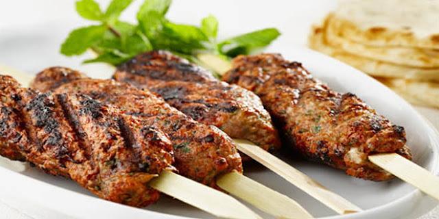 Vegetable-kebab-skewer
