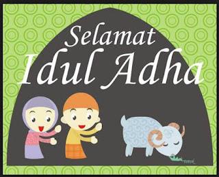 Ucapan Hari Raya Idul Adha