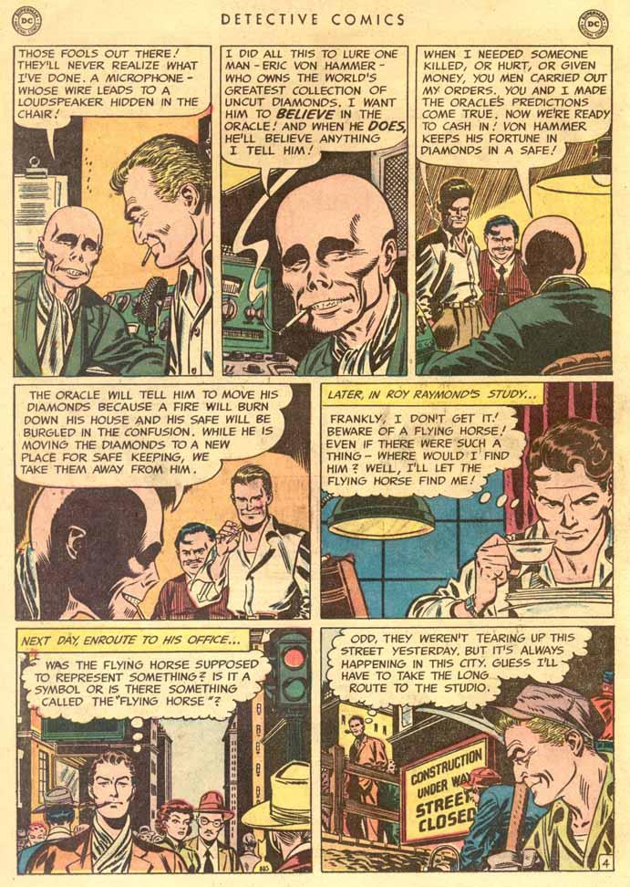 Read online Detective Comics (1937) comic -  Issue #160 - 20