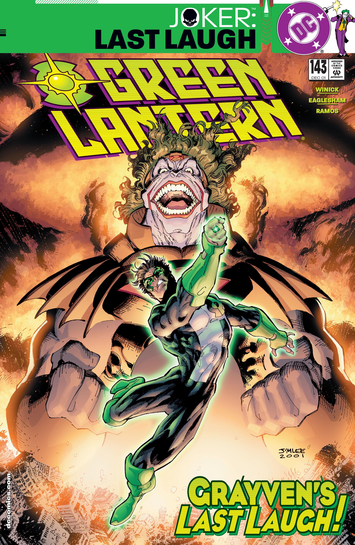 Green Lantern (1990) 143 Page 1
