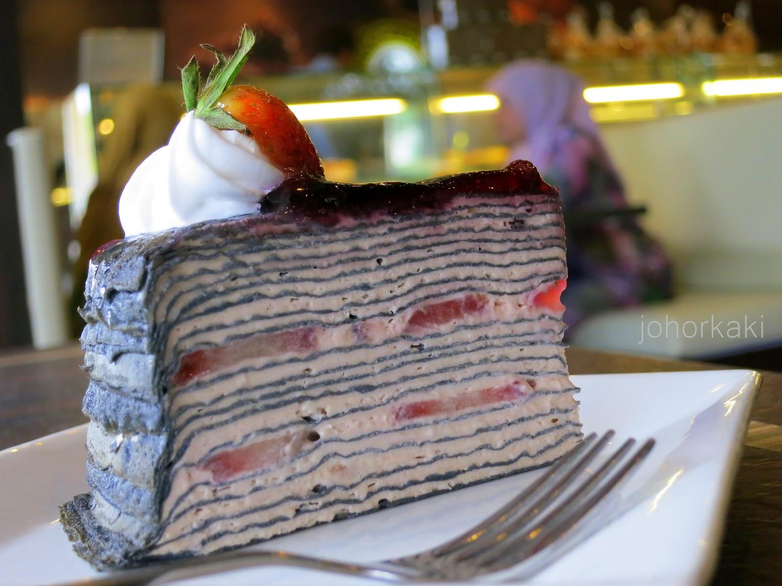 Moonlight Cake House At Bukit Indah Johor Bahru Johor Kaki Travels
