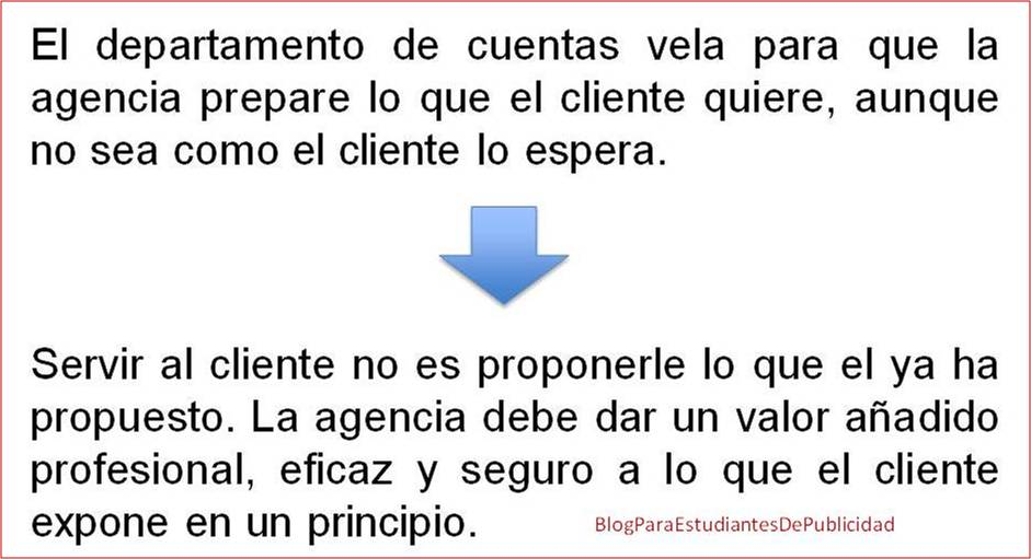 Blog para Estudiantes de Publicidad : DEPARTAMENTO DE CUENTAS ...