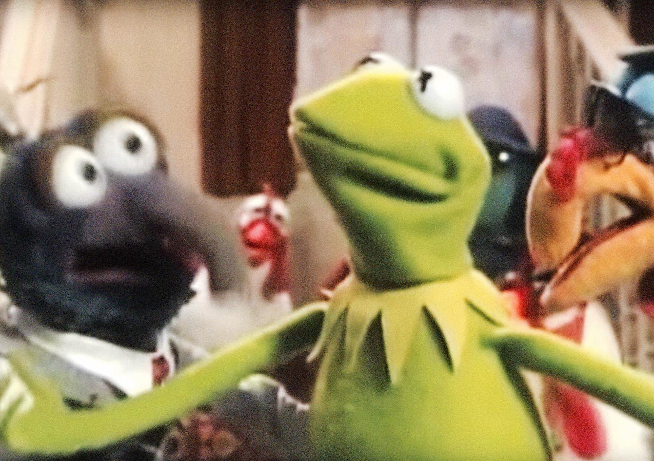 Outkast Ms. jackson in der Mylo The Cat Muppets Version als Musikvideo umgesetzt