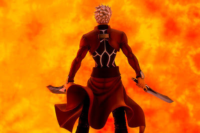 "Archer Route: Unlimited Blade Works de ""Fate/stay night"" - Aquamarine"