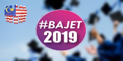Intipati Belanjawan Malaysia 2019 Warga Pendidikan