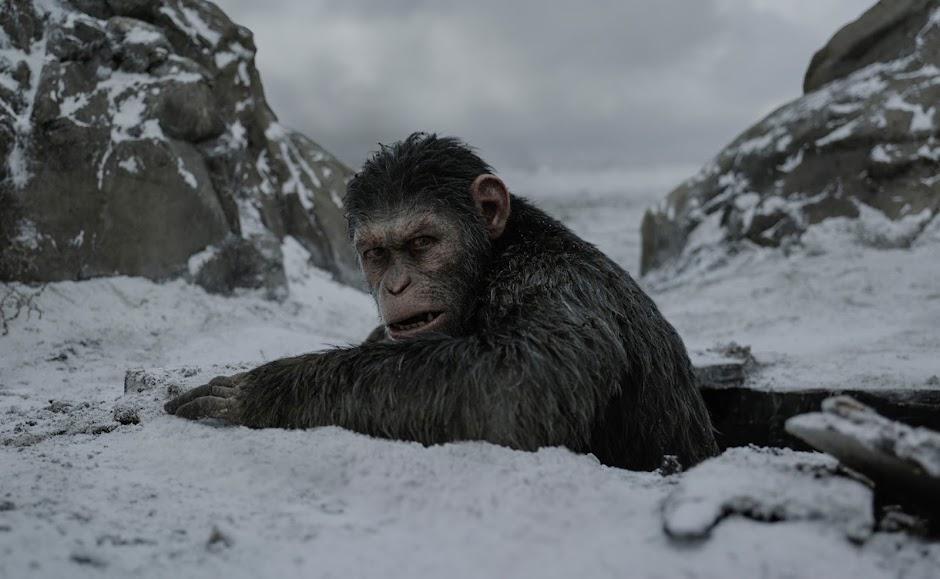 Crítica: Planeta dos Macacos - A Guerra