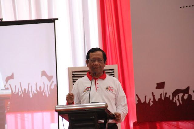 Mahfud MD: Ada Gejala Gerakan Pengacau Pemilu