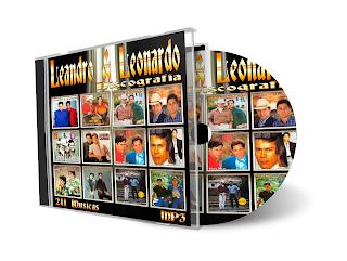 Leandro & Leonardo – Discografia