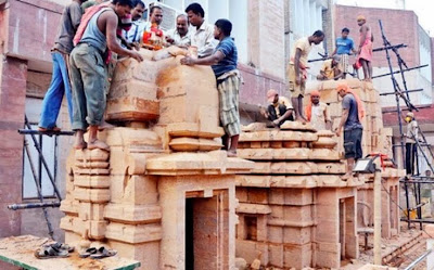 A step towards temple conservation in India
