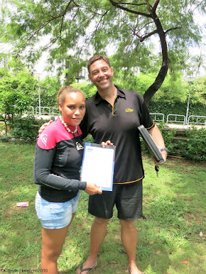 Testimonial by Annesa of the July - August 2016 PADI IDC on Phuket, Thailand