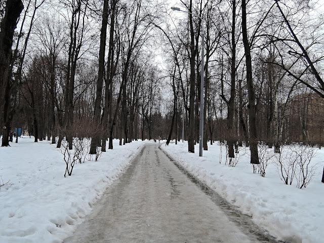 Парк героев Первой мировой войны