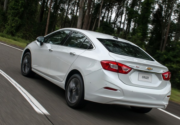 Chevrolet Cruze II LTZ AT