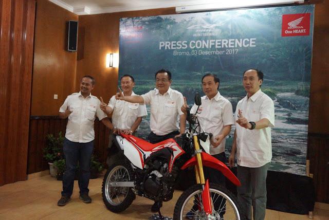 Harga Honda CRF Jawa Timur