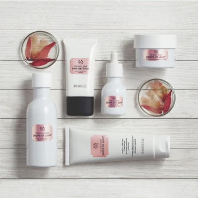 The Body Shop Promo - Tips Merawat Wajah dengan Dukungan Produk The Body Shop