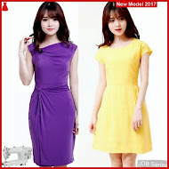 JDB086 FASHION Cocktail Emd Perempuan Dress BMGS