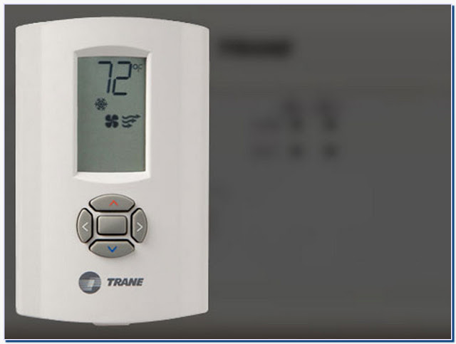 Trane Commercial Thermostat Models