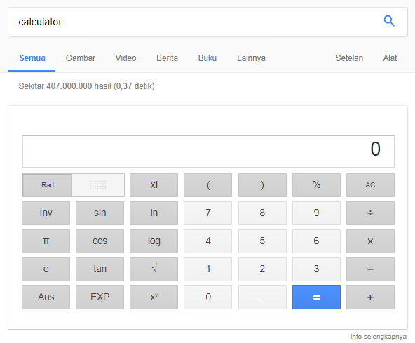 alat bantuan Google