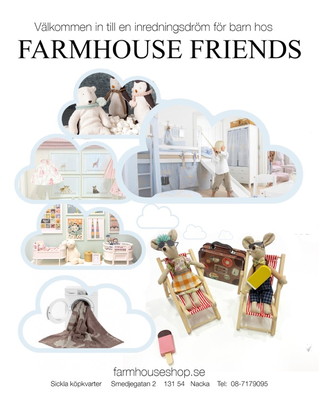 Farmhouse Friends