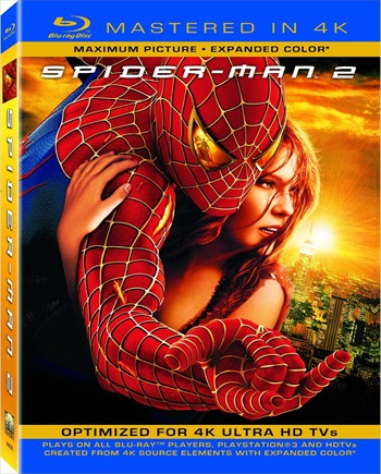 Spider Man 2 2004 Dual Audio Hindi Bluray Download