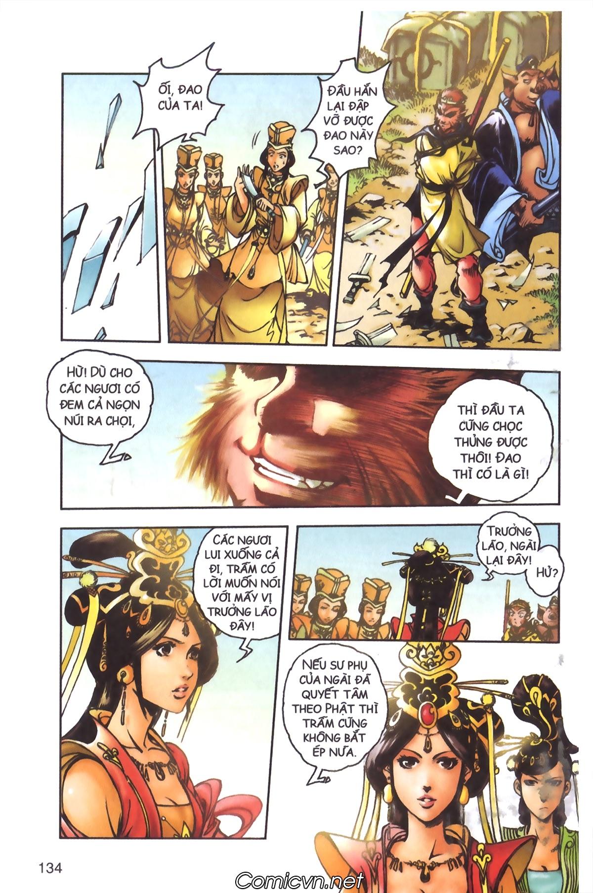 Tây Du Ký màu - Chapter 99 - Pic 16