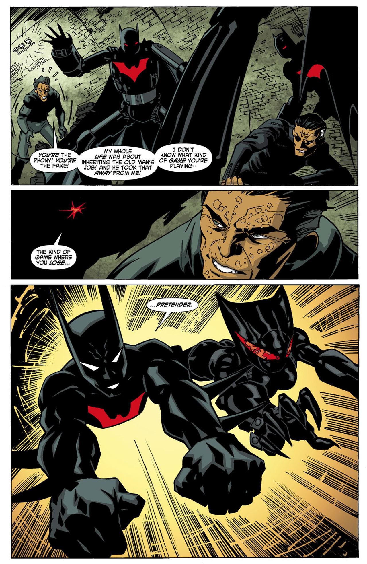 Batman Beyond (2010) Issue #6 #6 - English 14