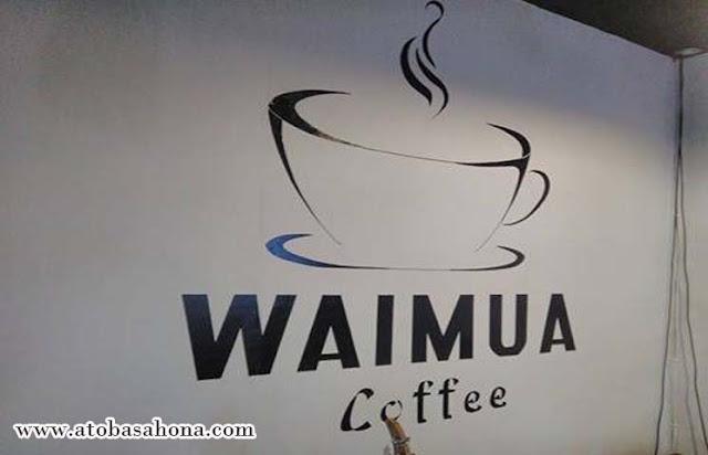 Ngopi Sanana di Waimua Coffe