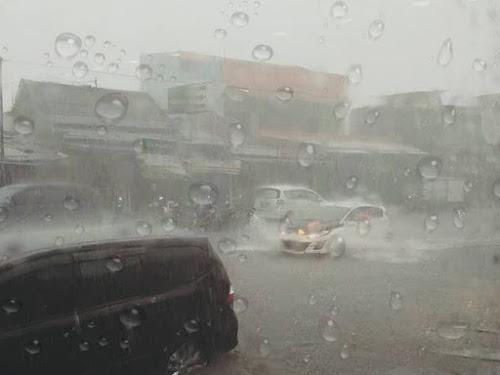 Awal Musim Hujan 2018