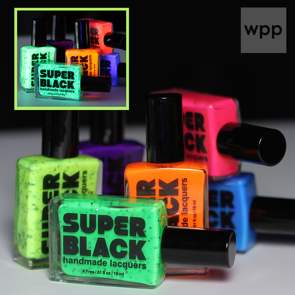 Super Black Lacquers Summer 2014 Collection