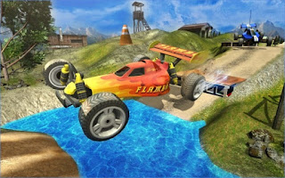 Games Toy Truck Hill Racing 3D Apk