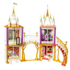 EAH 2-in-1-Castle Playset Dolls